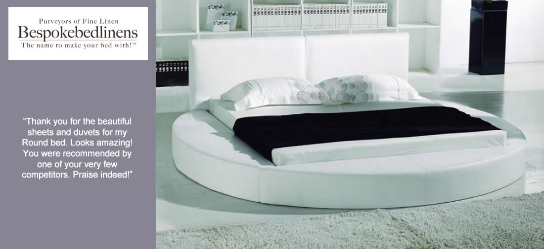 Large Round Bed